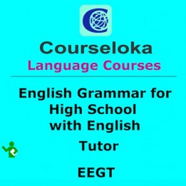 CourseLoka, English Grammar for High School with English, Tutor