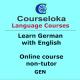 CourseLoka, Learn German with English, non-Tutor