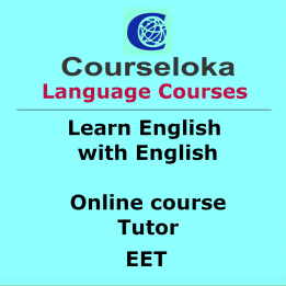 CourseLoka, Learn English, Full, Tutor