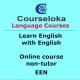 CourseLoka, Learn English. with English, non-Tutor