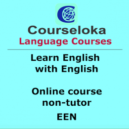 CourseLoka, Learn English. with English, non-Tutor